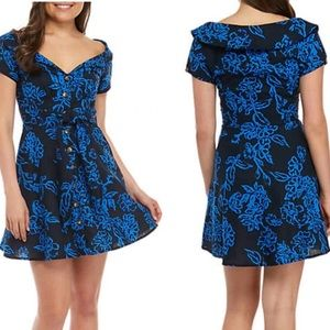 NWT FREE PEOPLE A THING CALLED LOVE MINI DRESS